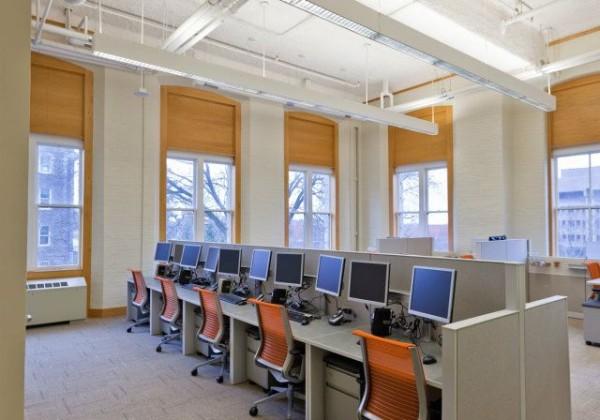 John Snyder Architects » Lyman Hall   JPMorgan Chase Technology Center