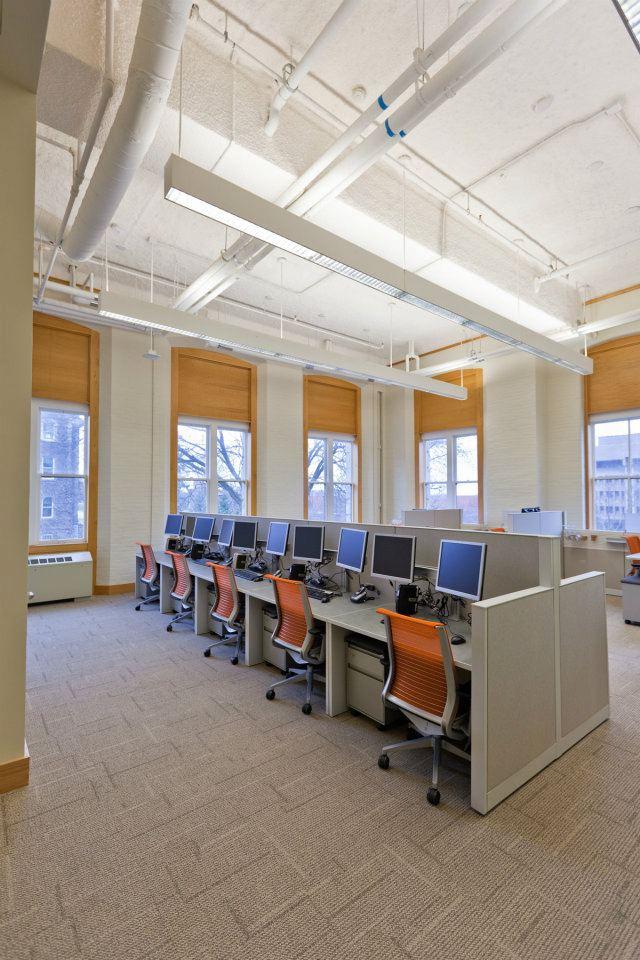 John Snyder Architects » Lyman Hall | JPMorgan Chase Technology Center