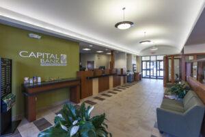 JOHN SNYDER ARCHITECTS Capital Bank Colonie, NY 20120413GH